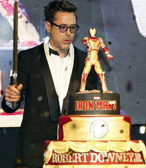 Working Your Birthday Like a Boss The Robert Downey Jr Edition