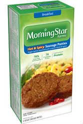 Morning Star Farms Veggie Sausage Patties