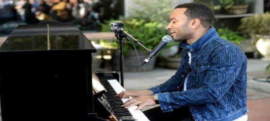 Playing It Forward  John Legend