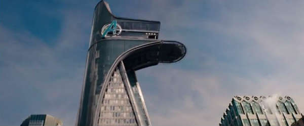 Avengers: Age of Ultron - Avengers Tower