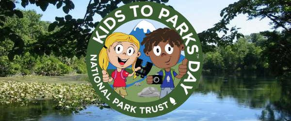 National Park Trust's #KidsToParks Day 2015