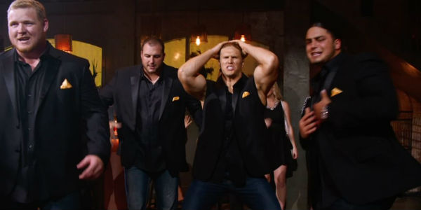 Pitch perfect 2 - Green Bay Packers