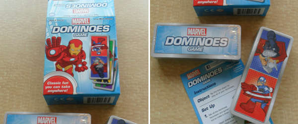 Marvel Dominoes by Wonder Forge