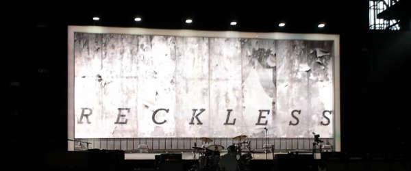 Bryan Adams Reckless 30 Tour