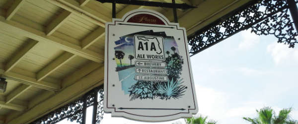 A1A Ale Works in St Augustine
