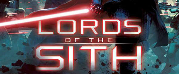 Star Wars novel Lords of the Sith by author Paul S. Kemp