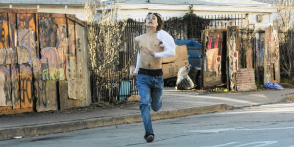 Fear the Dead - Nick running.
