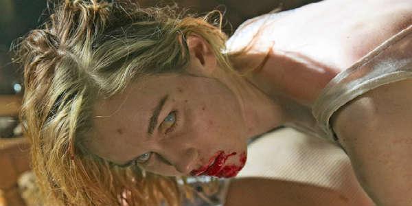 Fear the Dead - zombie girlfriend