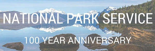 National Park Service's 100th anniversary