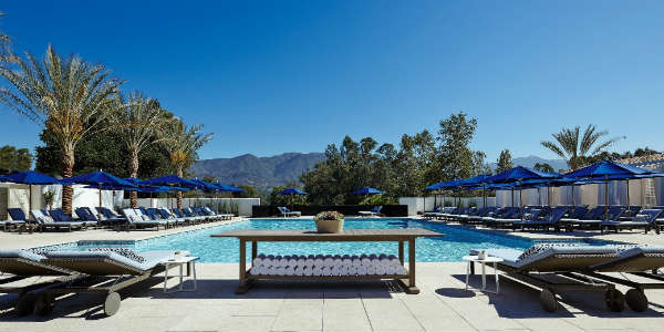 Ojai Valley Inn & Spa - Indigo Pool