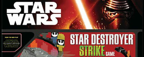 Star Wars: The Force Awakens Star Destroyer Strike Game