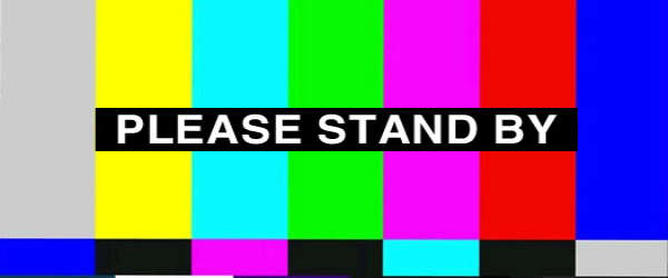 On Hiatus - tv standby