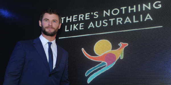 There's Nothing Like Australia - Chris Hemsworth