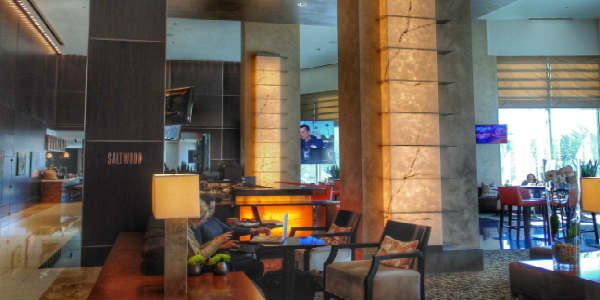 Loews Atlanta - lobby