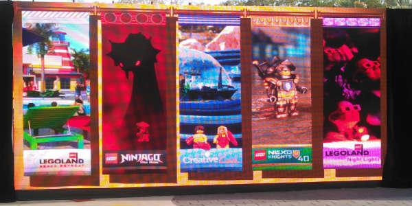 Legoland Florida 5 new additions 2016-2017