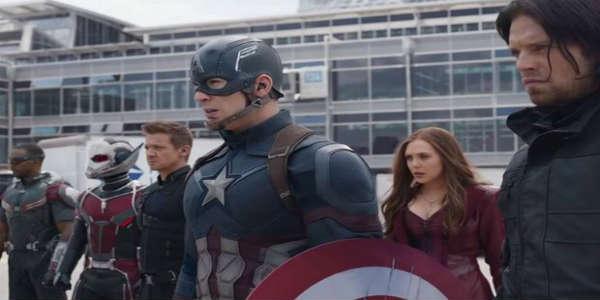 Captain America: Civil War - Team Cap