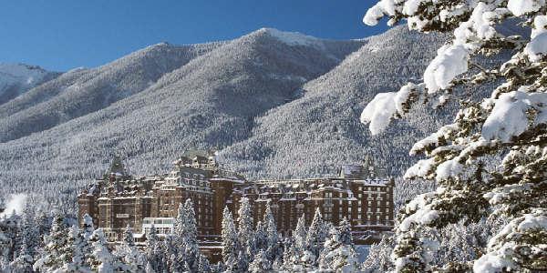 Banff Lake Louise Tourism / Fairmont Hotels & Resorts