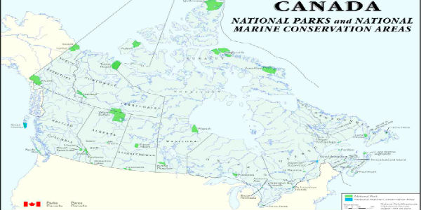 Canadian National Parks -Parks Canada