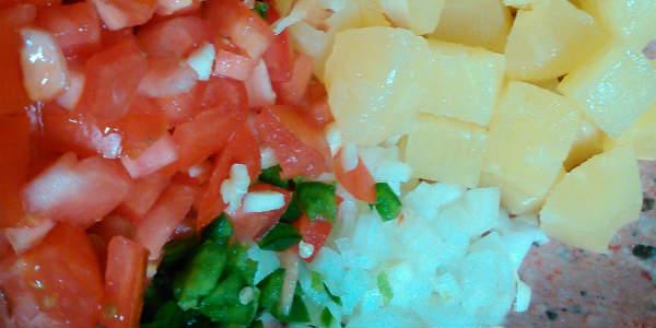A Taste of Moana – Zengrrl's Pineapple Salsa Recipe