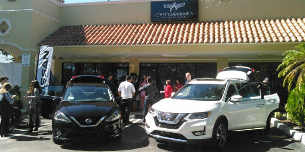 Learning about Child Safety in Vehicles with Nissan and Bloggin' Mamas in Miami