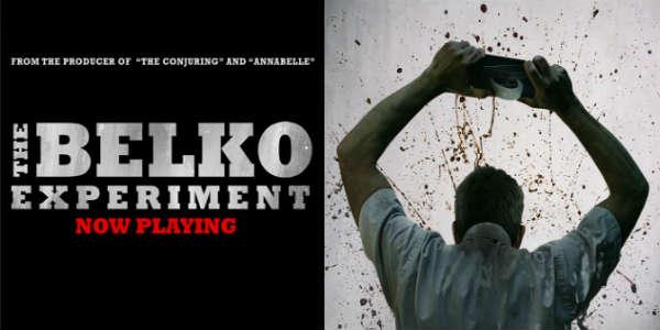 Movie Review: The Belko Experiment by zengrrl.com - movie logo
