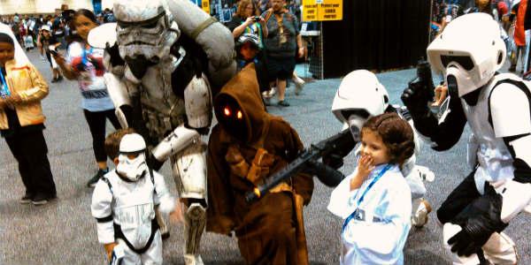 Star Wars Celebration 2017 in Orlando - Cosplay