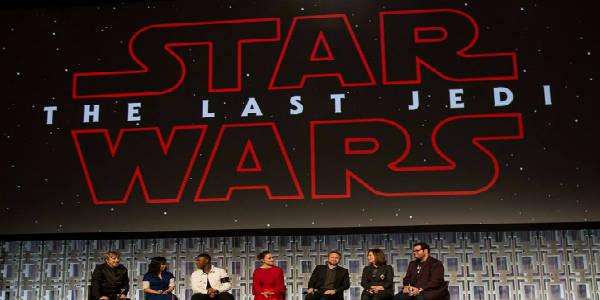 Star Wars Celebration 2017 in Orlando - The Last Jedi Panel
