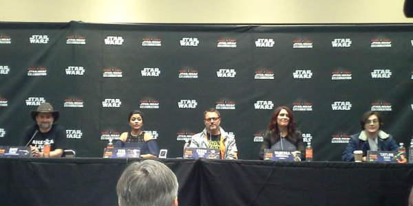 Star Wars Celebration 2017 in Orlando - Star Wars REBELS press conference