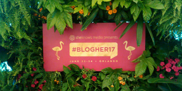 My Recap of #BlogHer17 - Maybe Not the Right Conference for Me