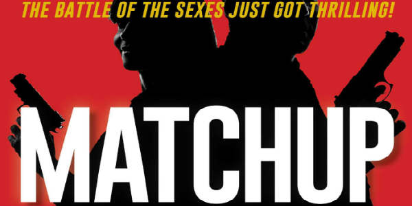 Book Review: Matchup Pairs Bestselling Authors in a Short Story Anthology Worth Reading