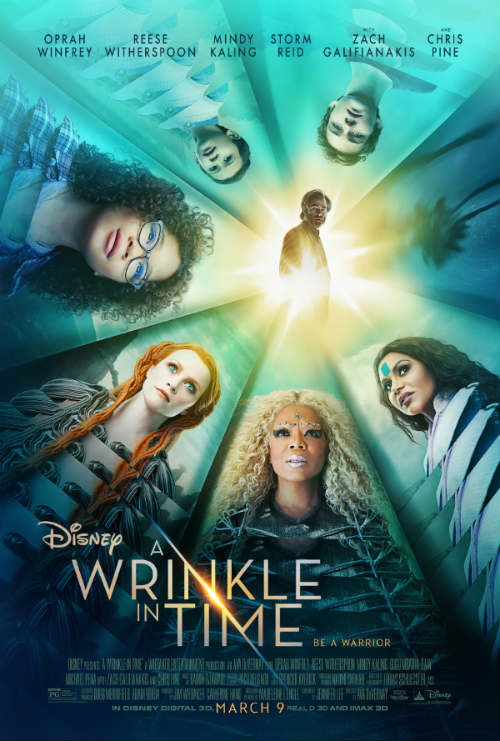 Disney Releases New Poster for A Wrinkle in Time