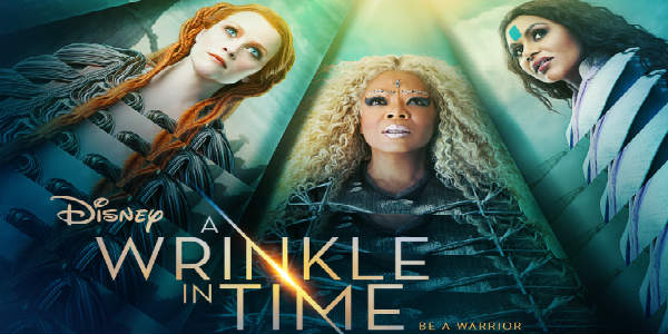 Disney Releases New Poster and Trailer for A Wrinkle in Time