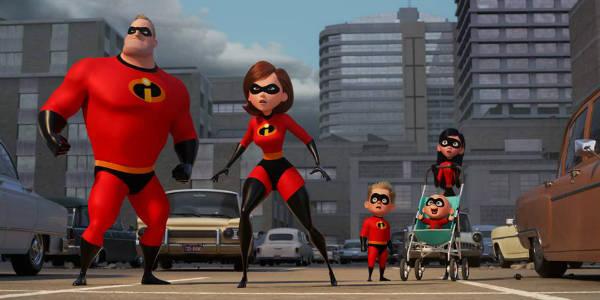 INCREDIBLES 2 (Disney / Pixar)
