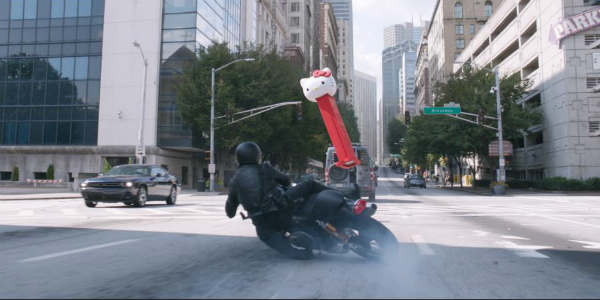 Marvel's Ant-Man and The Wasp - Hello Kitty