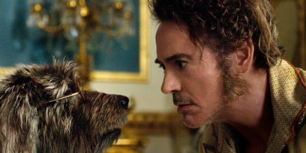the Zengrrl movie review of Dolittle