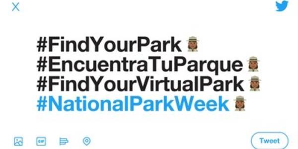 2020 National Park Week