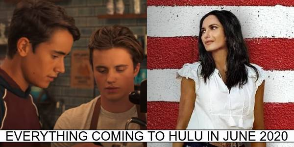 Everything Coming to Hulu in June 2020