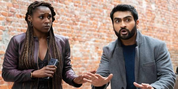 The Lovebirds starring Kumail Nanjiani and Issa Rae