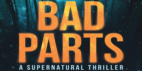Zengrrl Book Review - Bad Parts by Brandon McNulty