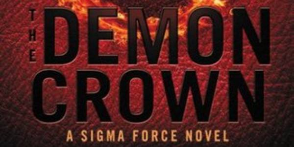 Zengrrl's Book Review - The Demon Crown (Sigma Force #13) by James Rollins