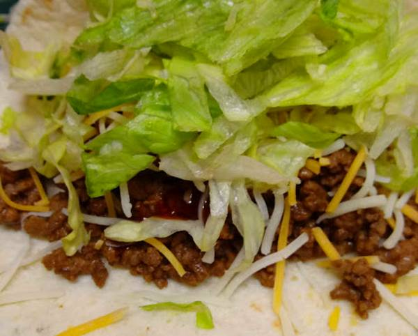 Old El Paso World Taco Kit in a Korean-Inspired BBQ flavor - ready to eat