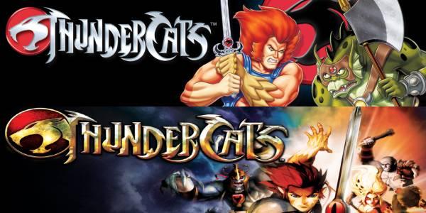 ThunderCats 1985 + 2011