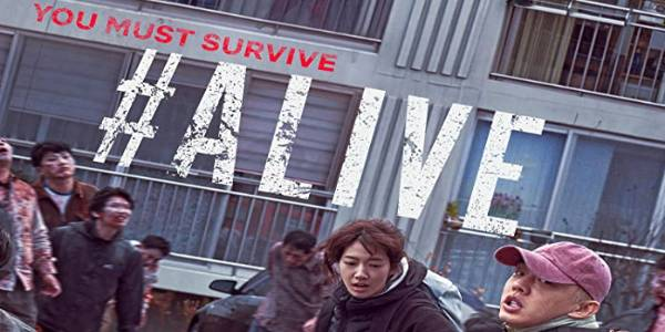 Alive is a South Korean horror film
