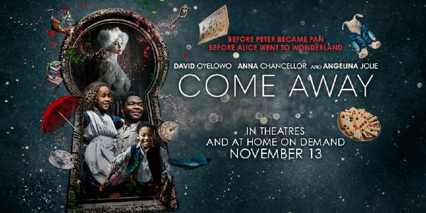Come Away - movie poster