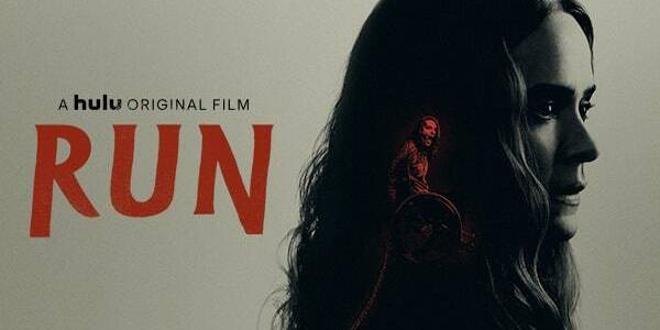 Hulu original thriller Run, starring Sarah Paulson and Kiera Allen.