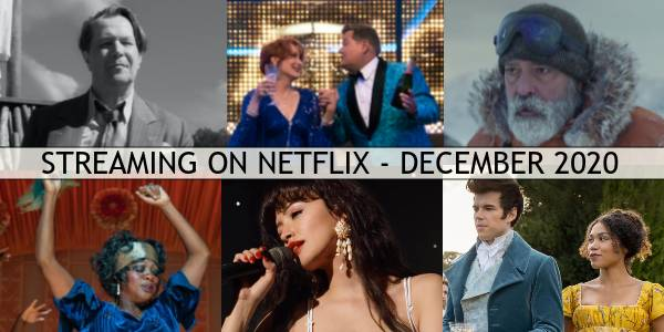 titles coming to Netflix in December 2020