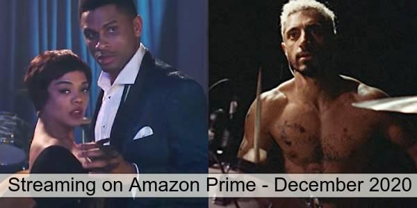 Streaming on Amazon Prime in December 2020