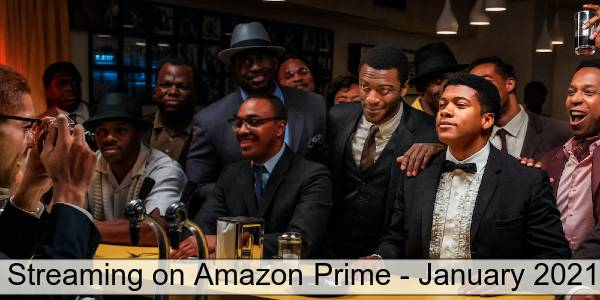 Amazon Prime in January 2021
