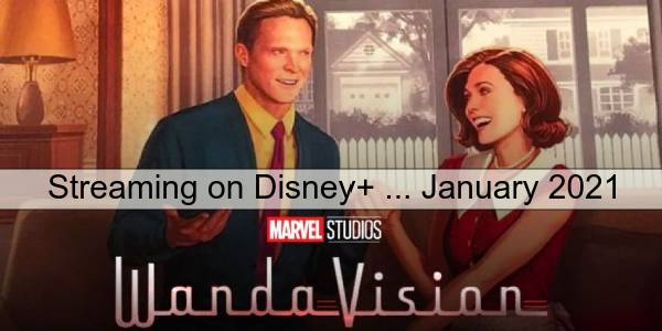 coming to Disney+ in January 2021