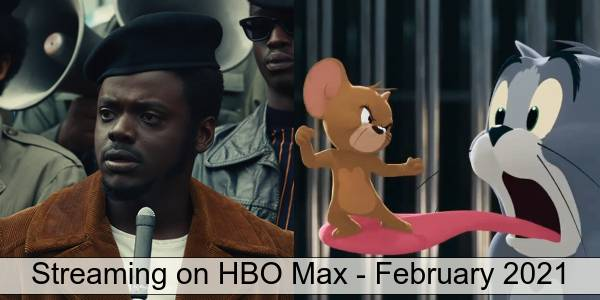HBO Max in February 2021